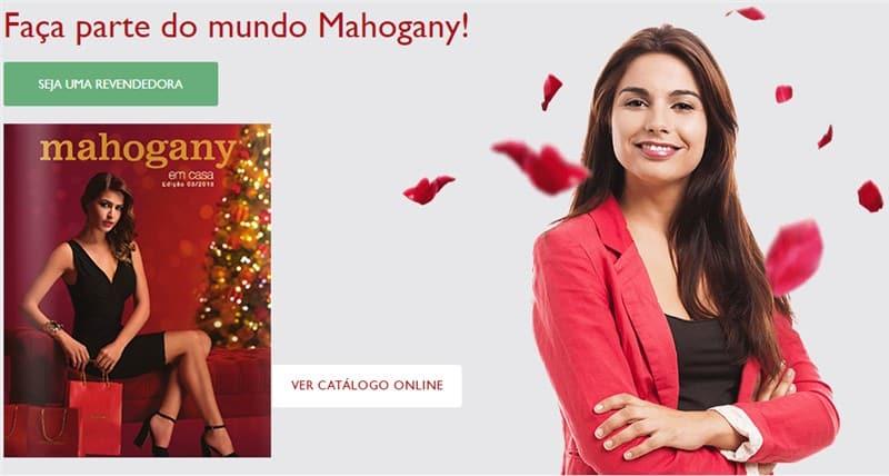 catalogo mahogany (Custom)