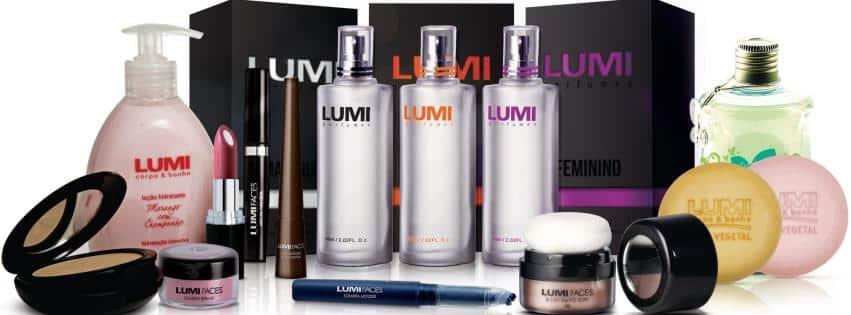 revendedora Lumi cosméticos
