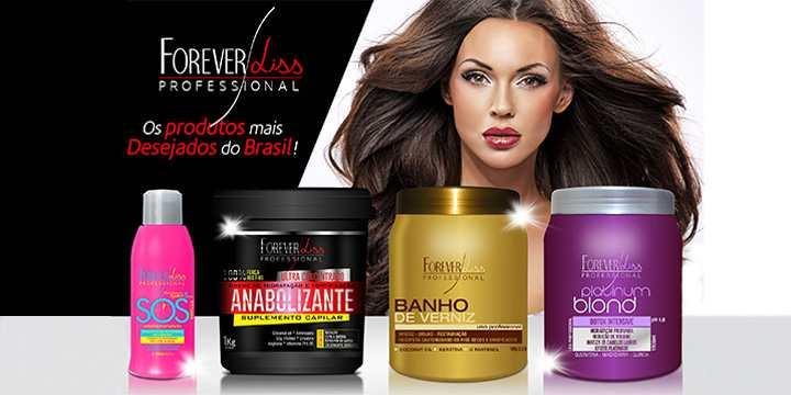 revender cosmeticos forever liss