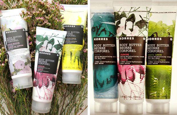cosmeticos korres