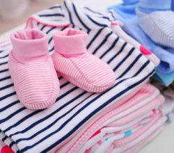 revenda de roupas de bebe