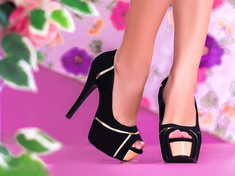 revendedora de calçados