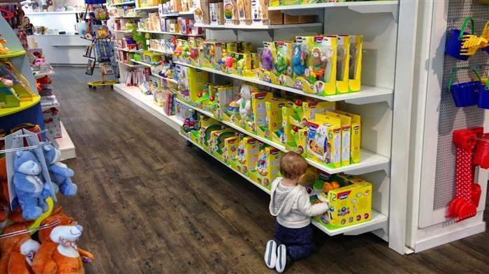 como montar de uma loja de brinquedos