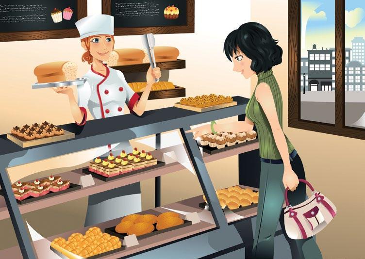 Nome para padaria e conveniência