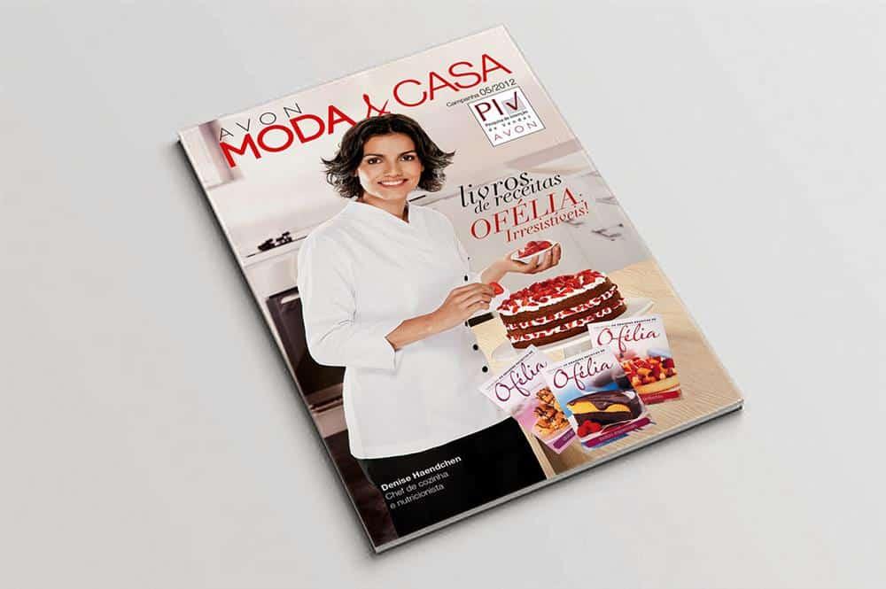revistas para revender por catalogo